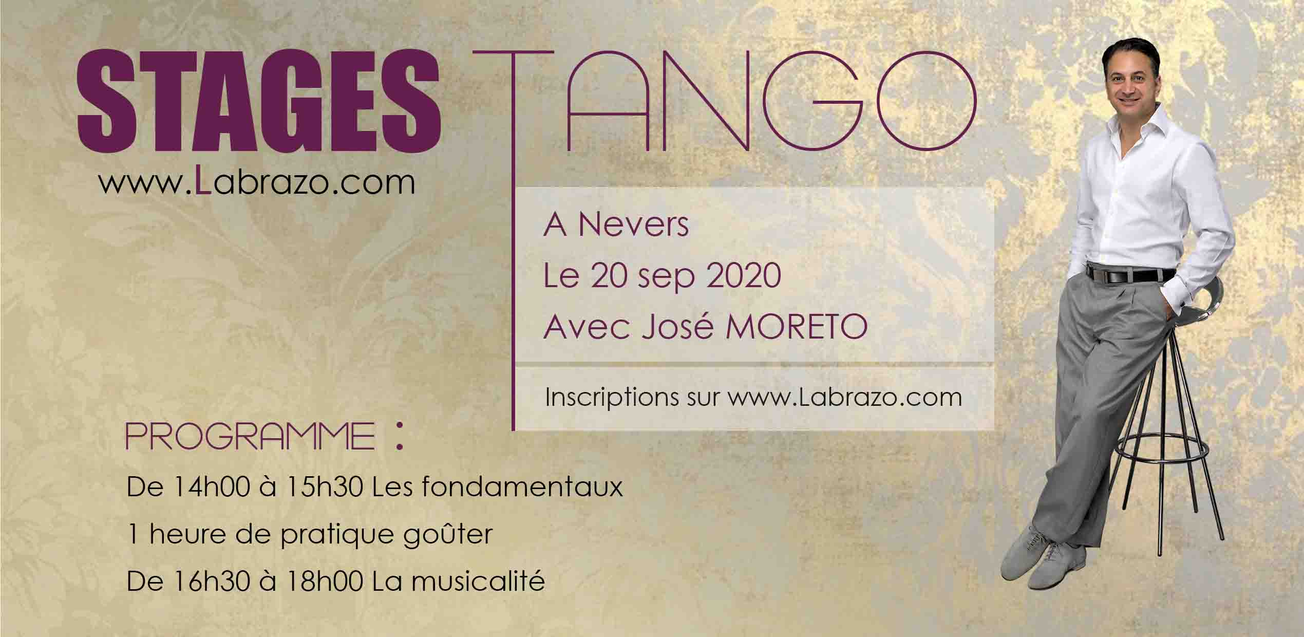 Tango Argentin à Nevers