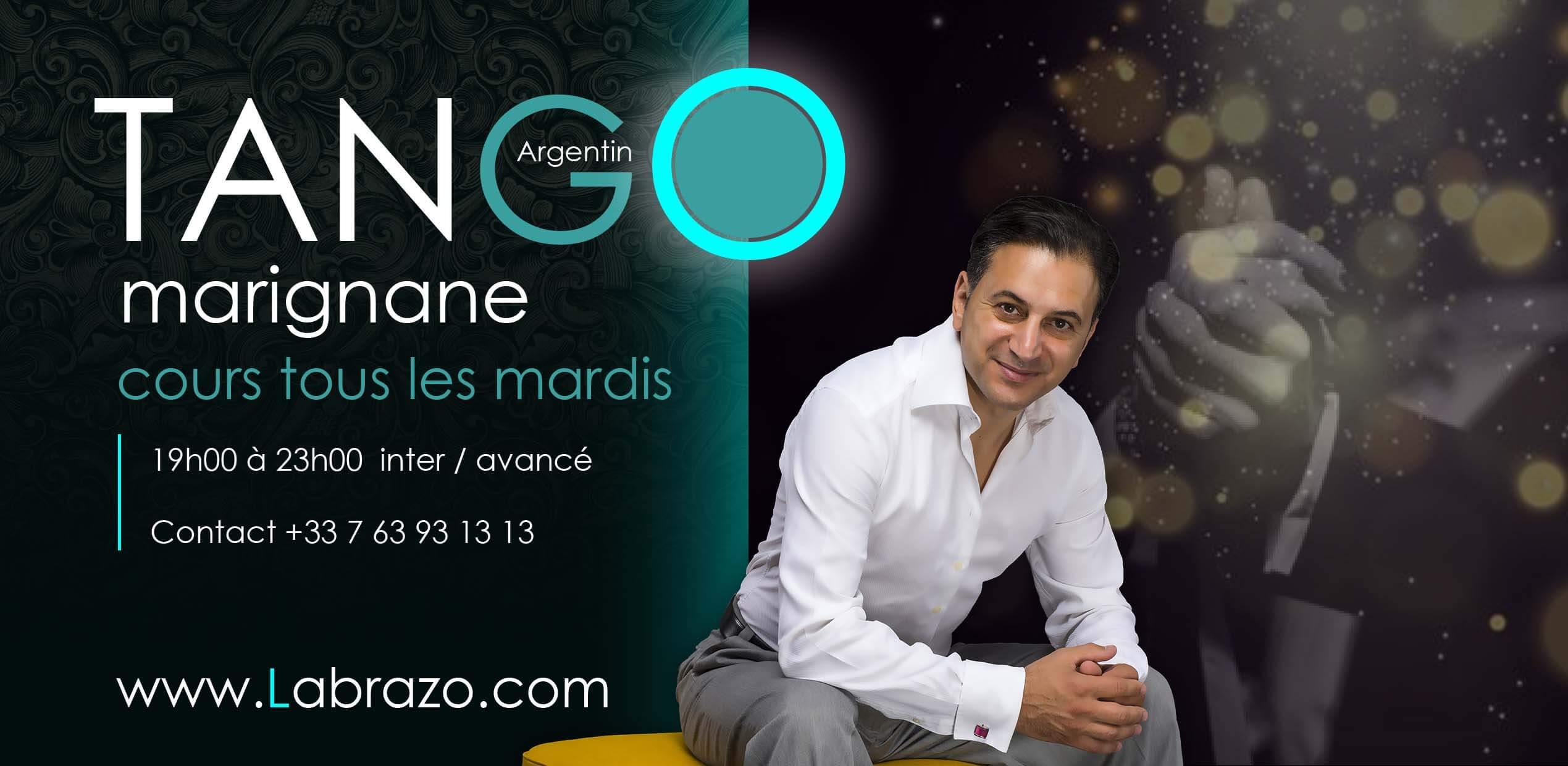 tango argentin a marignane