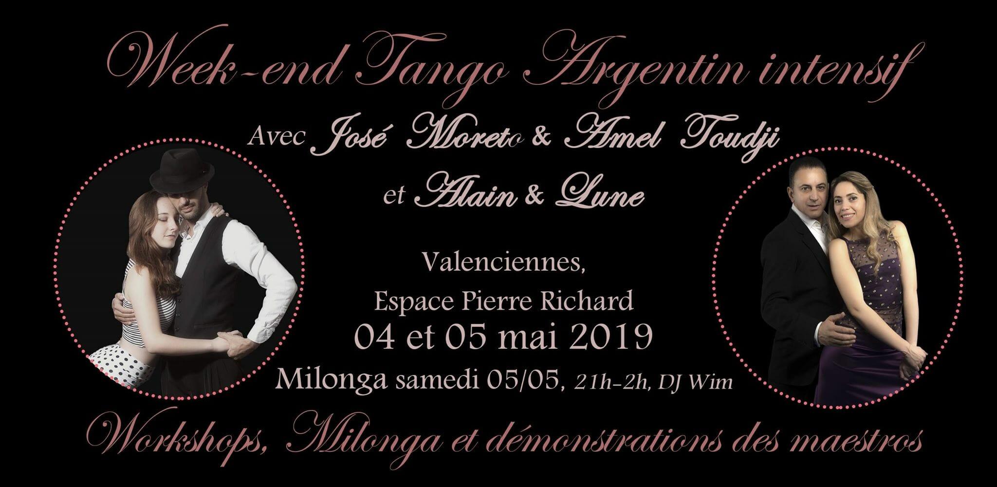 Tango Argentin à Valenciennes