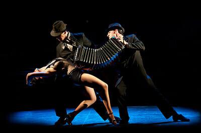 José Moréto - Danseur tango argentin